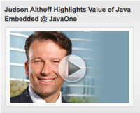 Judson join us at javaone