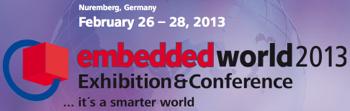 Embeddedworld logo 2013