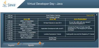 Virtual dev day screenshot