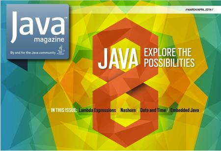 Java mag 8
